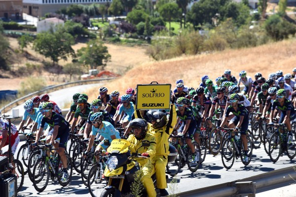 Vuelta 2020 start in Utrecht