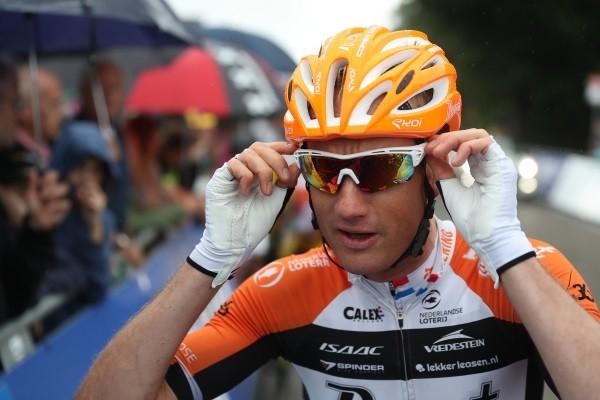 Pieter Weening naar winst in Luxemburg