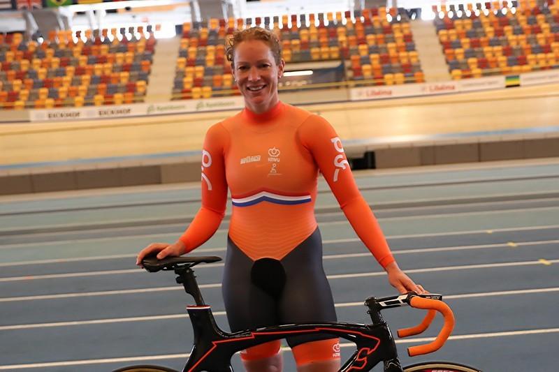 Kirsten Wild zevende op EK Scratch