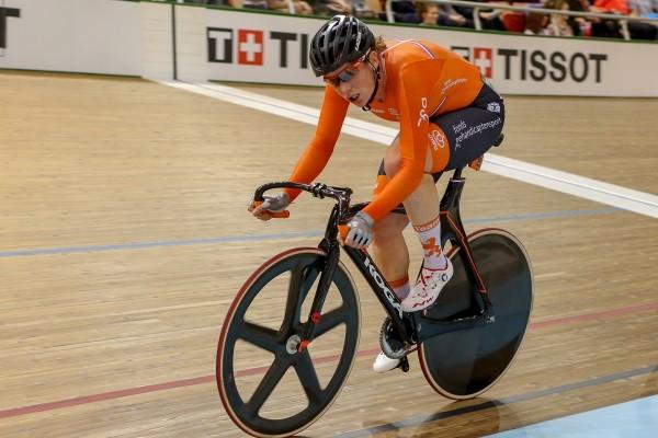 Wild wint scratch op Europese Spelen
