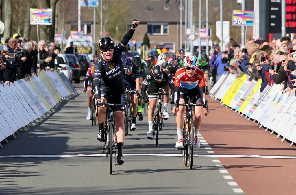 Einde Giro Rosa voor Wild en Vos