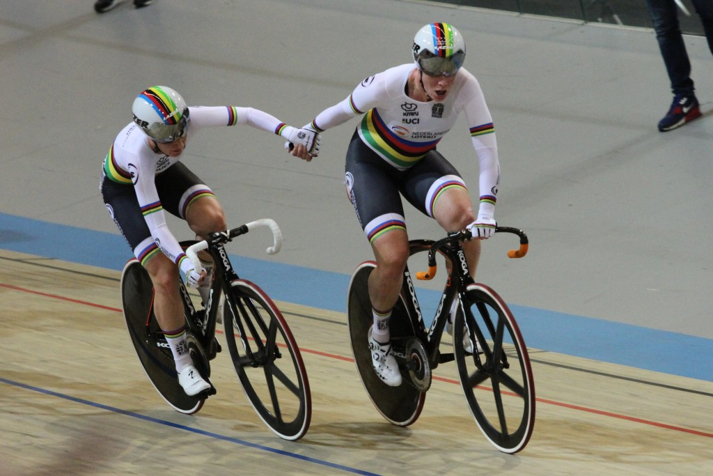 Wild en Pieters winnen brons op EK