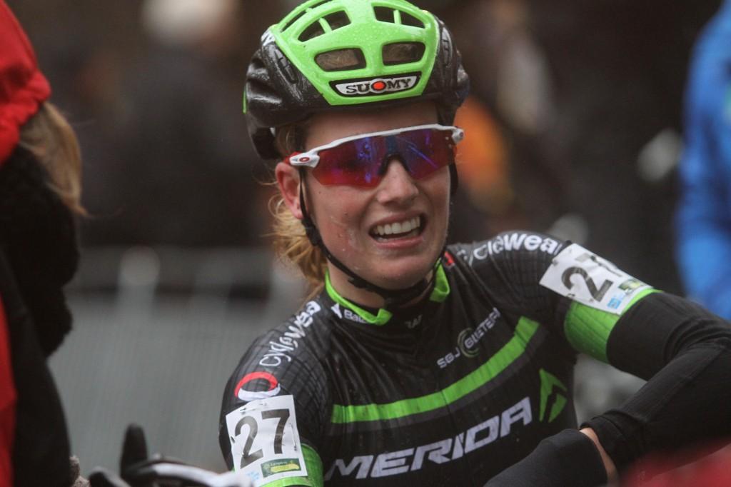 Lizzy Witlox voegt zich bij Merida Bassa Team