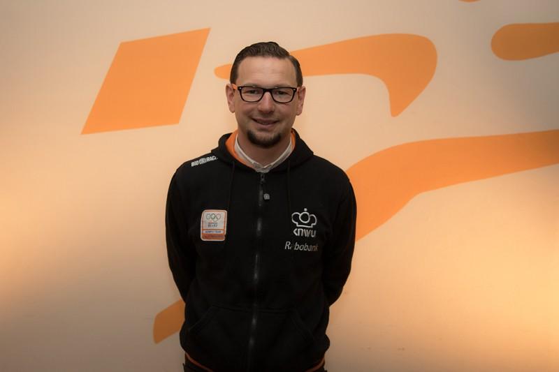 Bondscoach René Wolff na WK weg bij KNWU