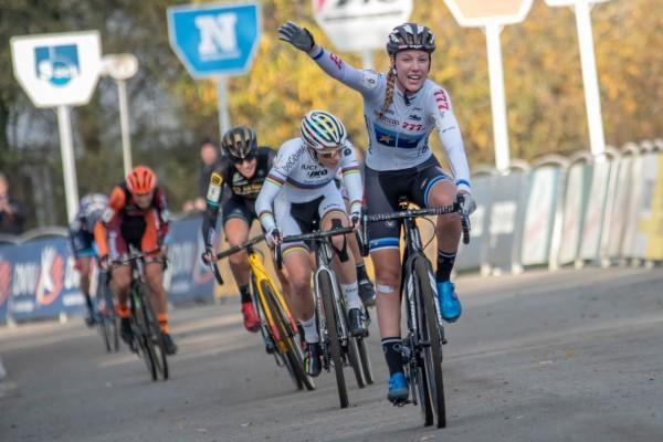 Worst neemt de leiding in UCI-klassement
