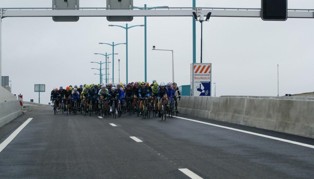 Scheldeprijs 125 kilometer door Nederland