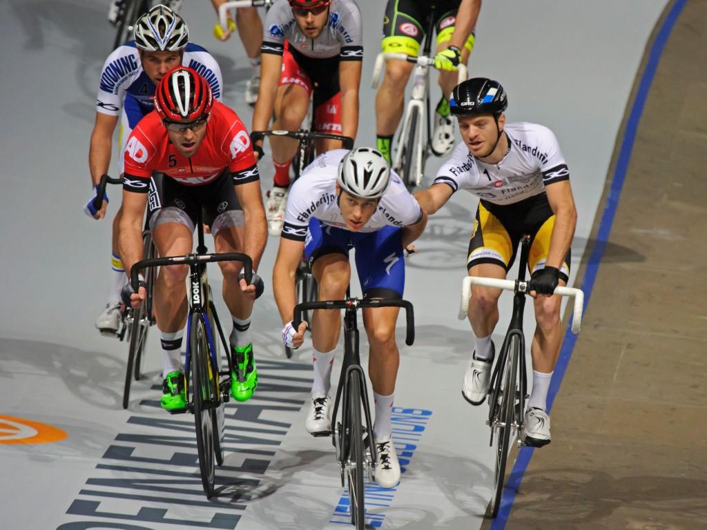 Terpstra en Boudat leiden in Rotterdam