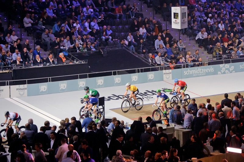 Belgen blijven leiden in Rotterdam
