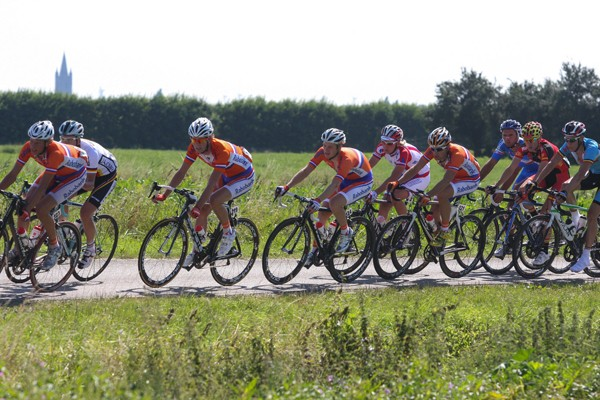KNWU-selectie voor ZLM Tour (Nations Cup)