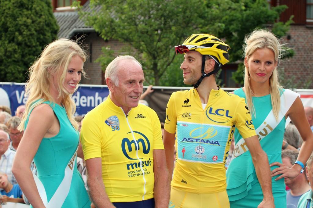 Zoetemelk: 'Tom moet naar de Tour de France'