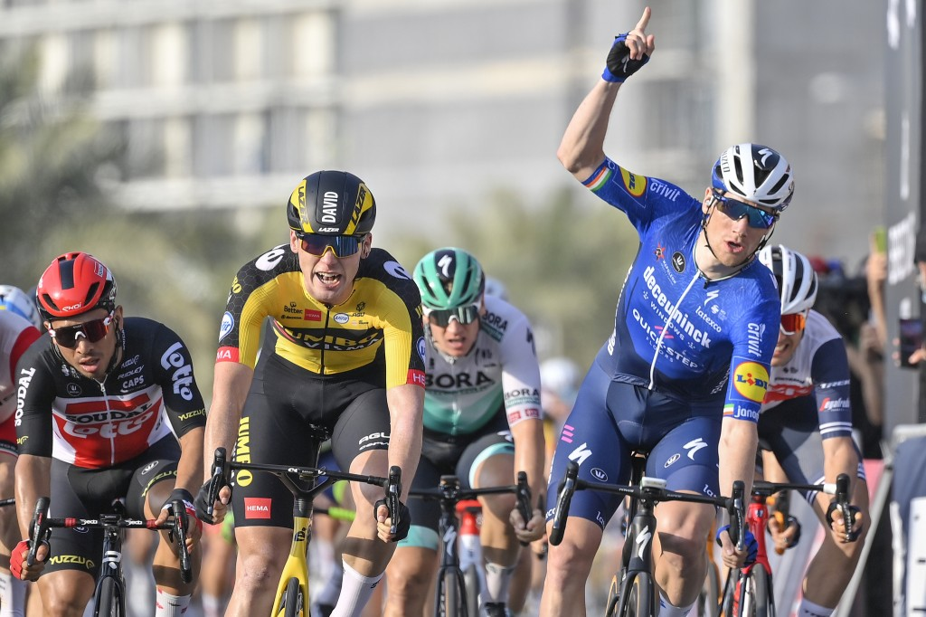 David Dekker bewijst zich tegen sprinttop: tweede