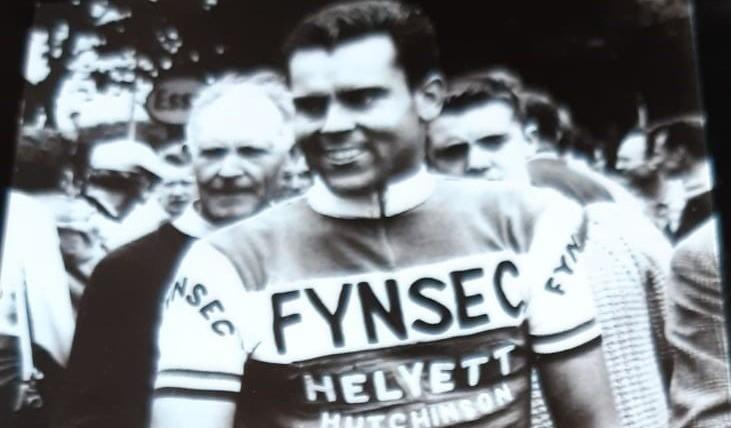 Jo de Roo won twee keer Ronde van Lombardije