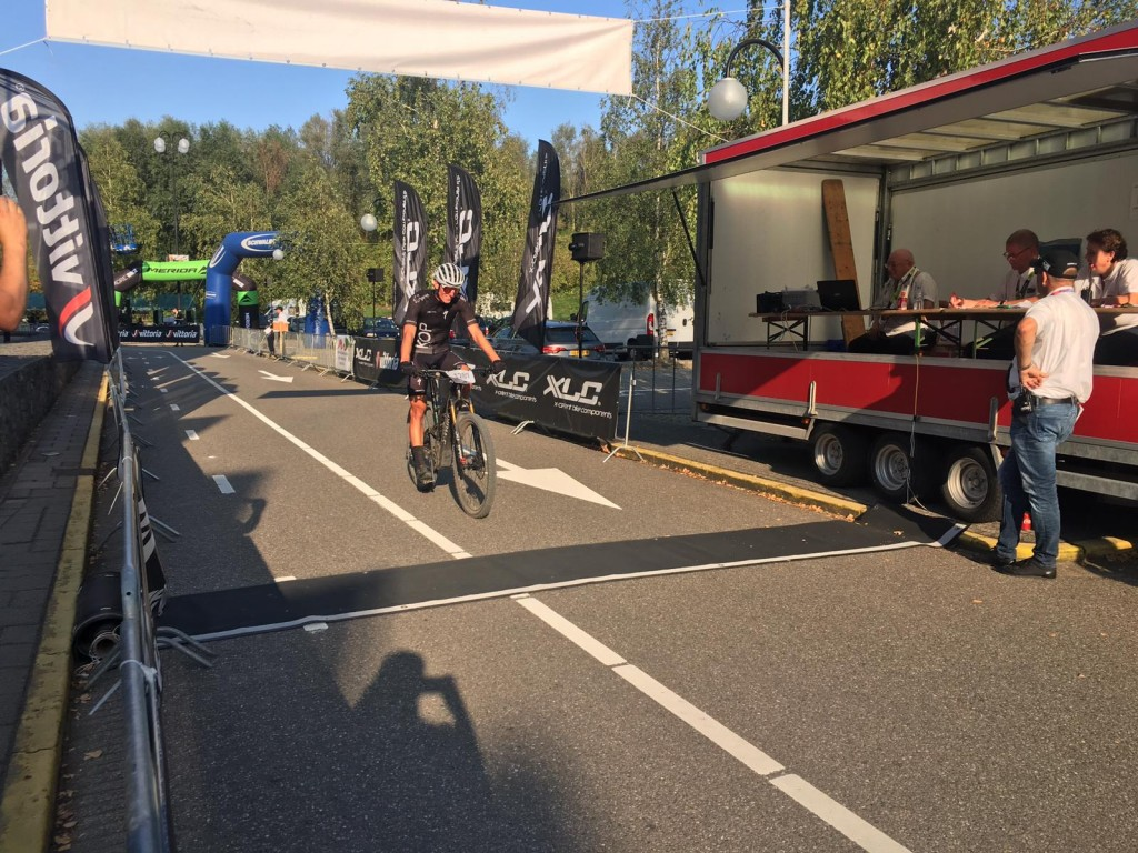 Van Eck wint NK E-mountainbike