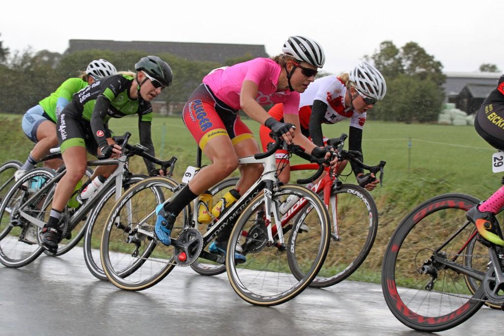 Jan van Arckel wint criterium en clubcompetitie