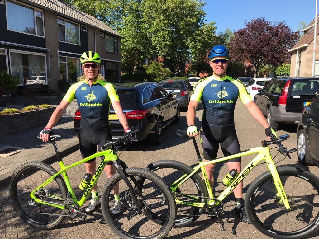 Cyclingteam Flakkee een club met uitstraling
