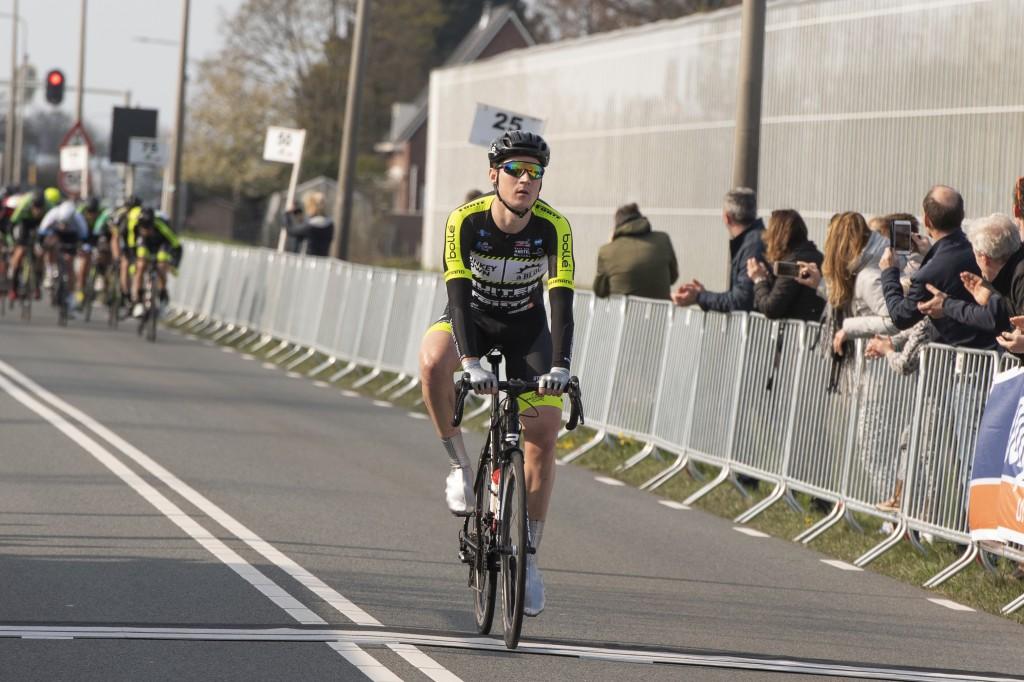 Rick van Breda  wint Omloop Glazen Stad