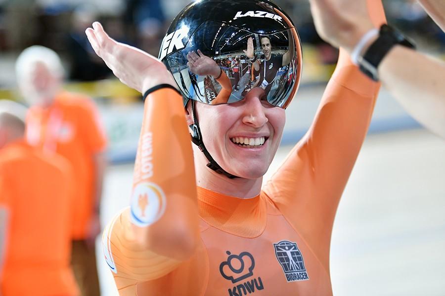 Caroline Groot naar wereldtitel Para-Cycling