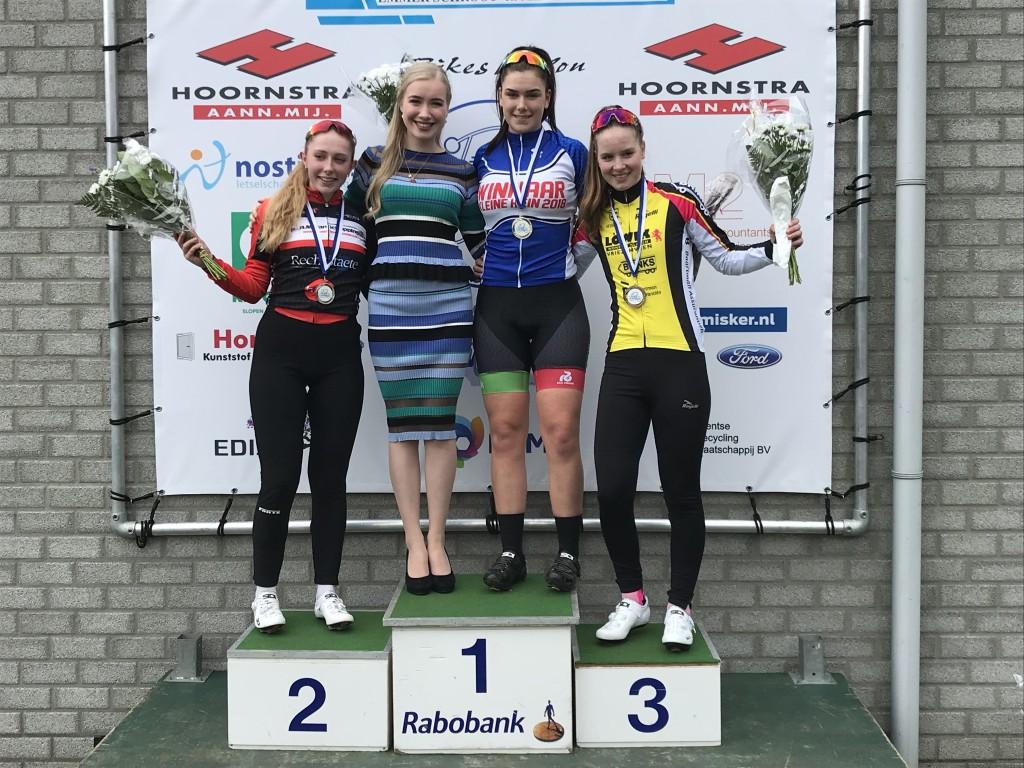 Hengeveld wint Omloop Kleine Hein