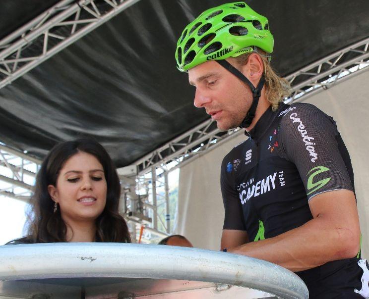 Drie renners Team Van Winden al zeker van Giro