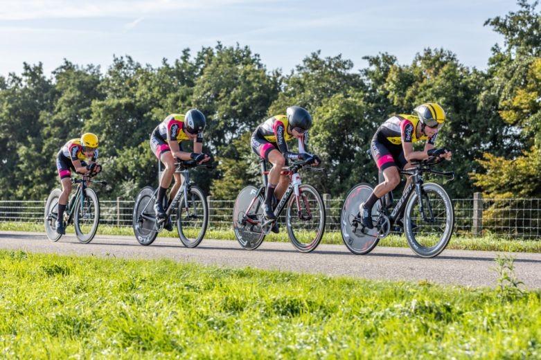 AWV De Zwaluwen wint NCK bij de categorie B