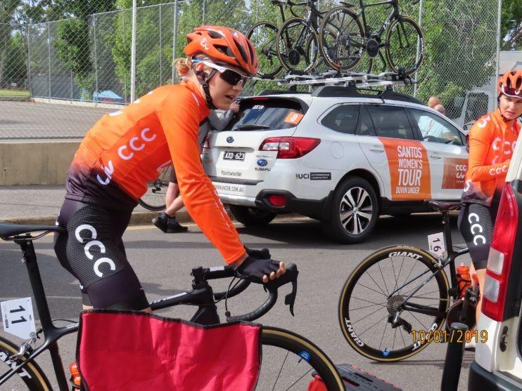 Jeanne Korevaar wil dit jaar meer finales rijden