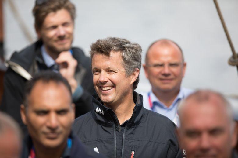 Deense kroonprins te gast op WK veldrijden