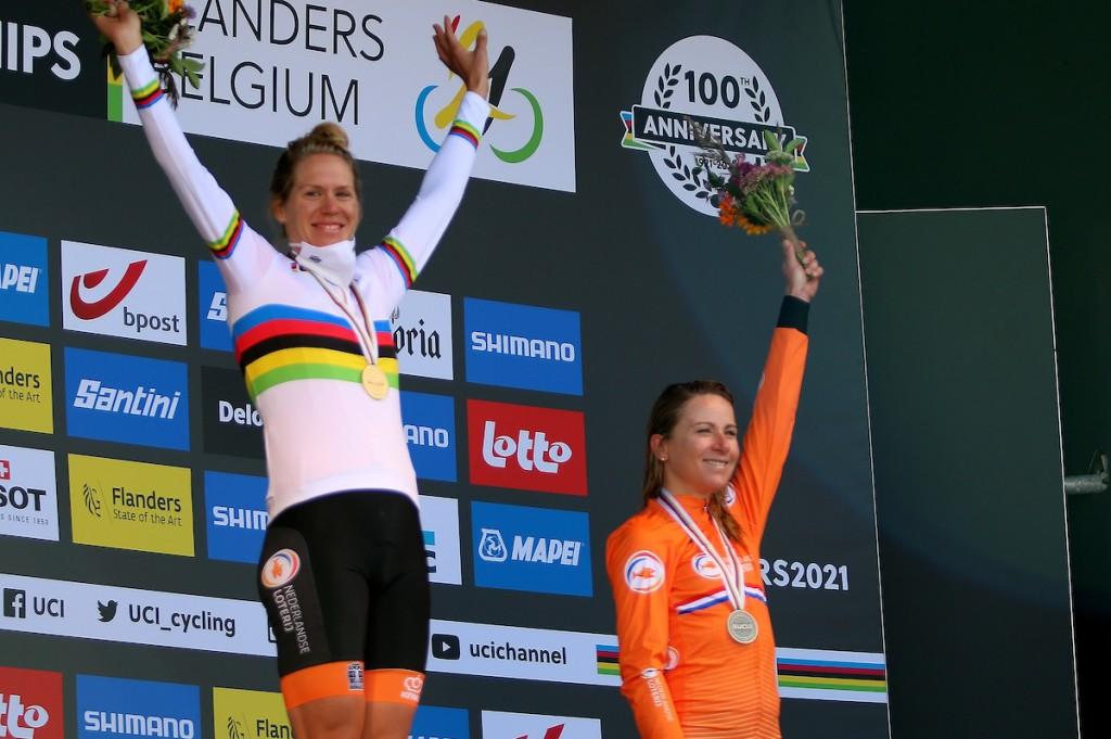 Van Dijk  voor tweede keer wereldkampioene