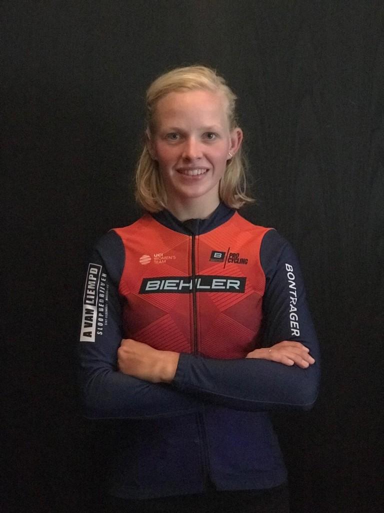 Inez Beijer naar Biehler Pro Cycling