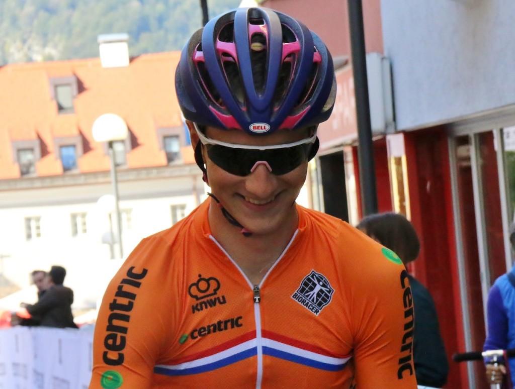 Jan Maas kijkt uit naar Dookoła Mazowsza