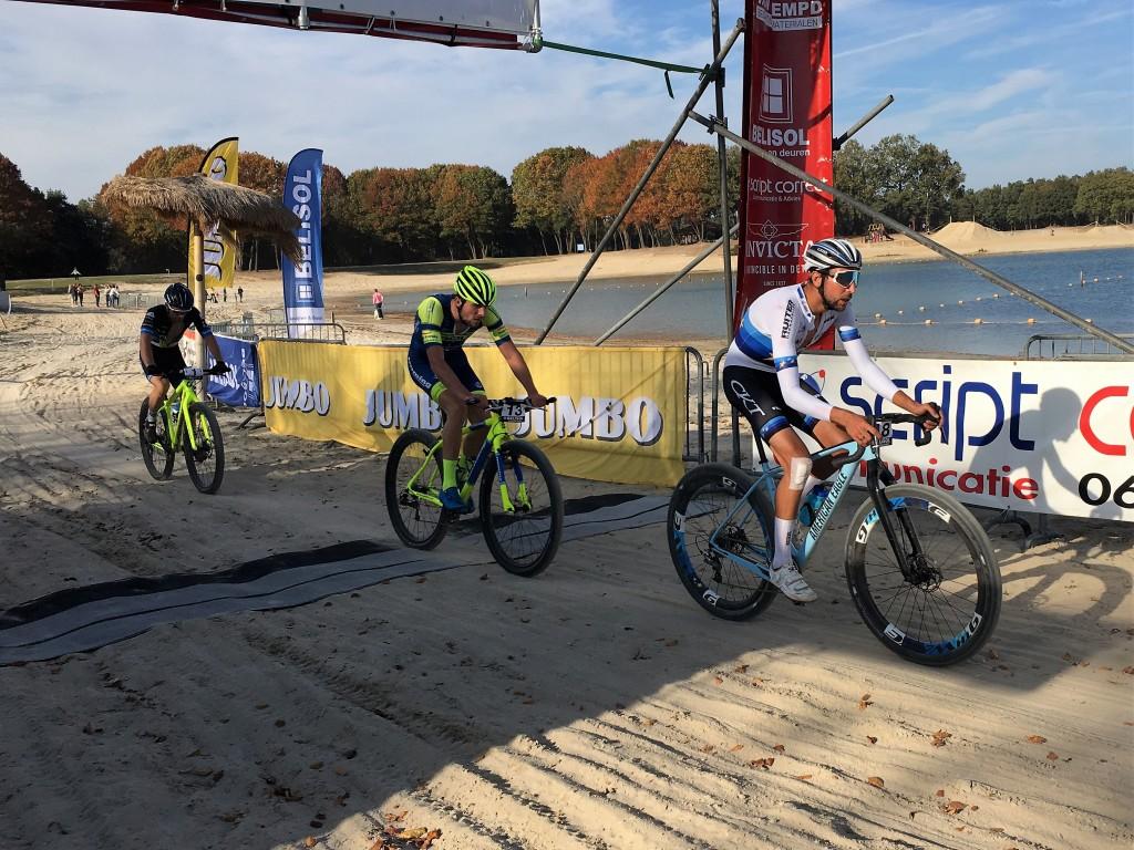 Europees Kampioen Ockeloen naar zege in Brabant