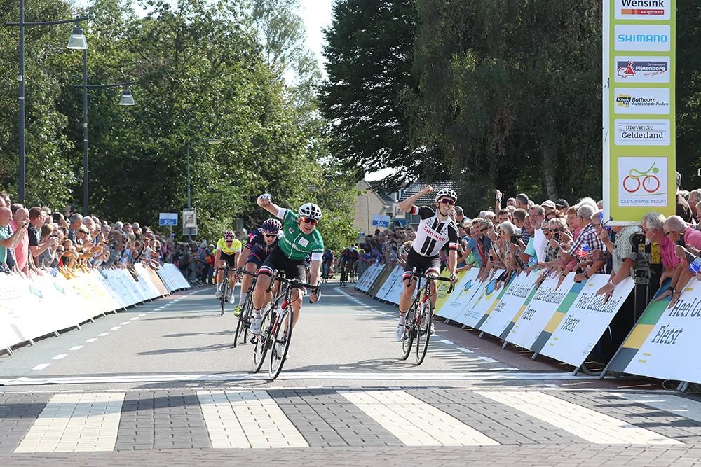 Vierde rit van Olympia's Tour naar Kanter