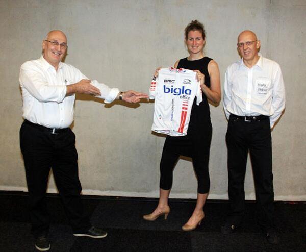 Vera Koedooder naar Bigla Cycling