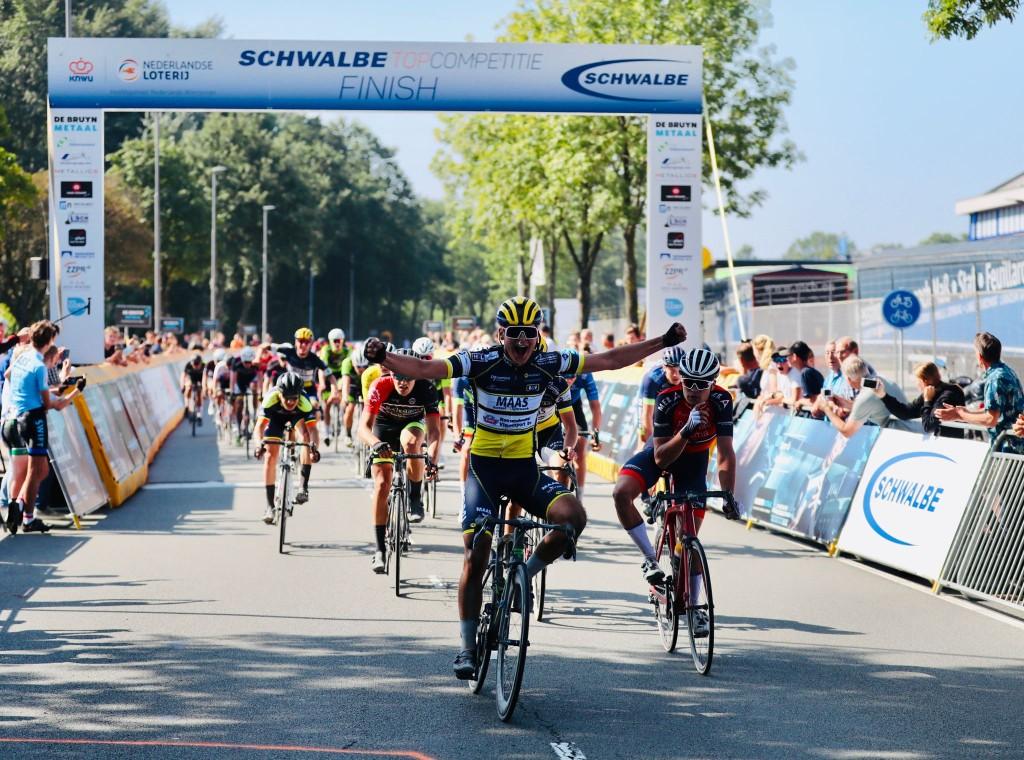 Konings wint Omloop Valkenswaard junioren