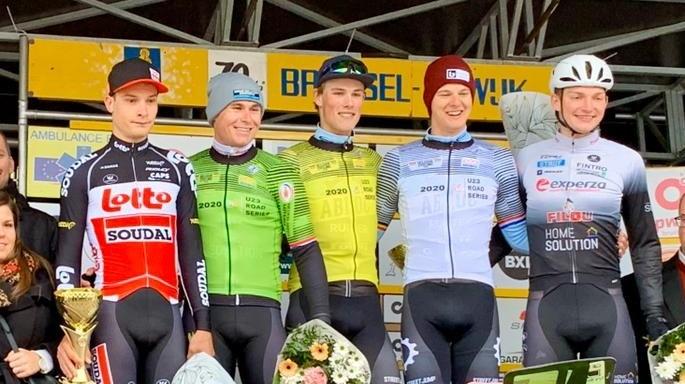 Elf Nederlandse teams in U23 Road Series