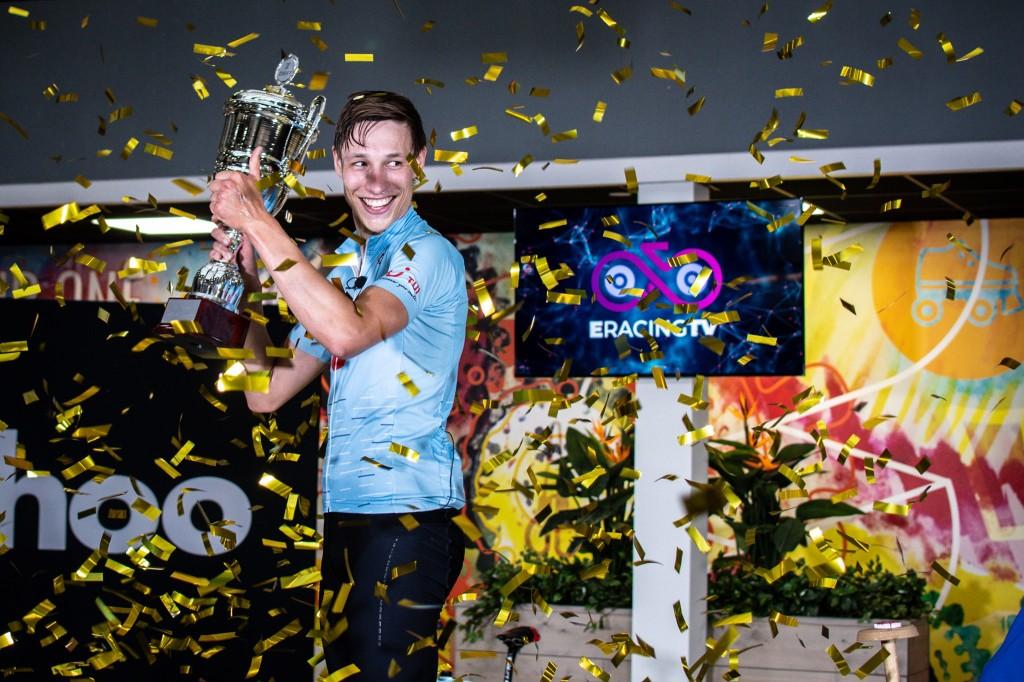 Maico Voets winnaar Zwift NL League
