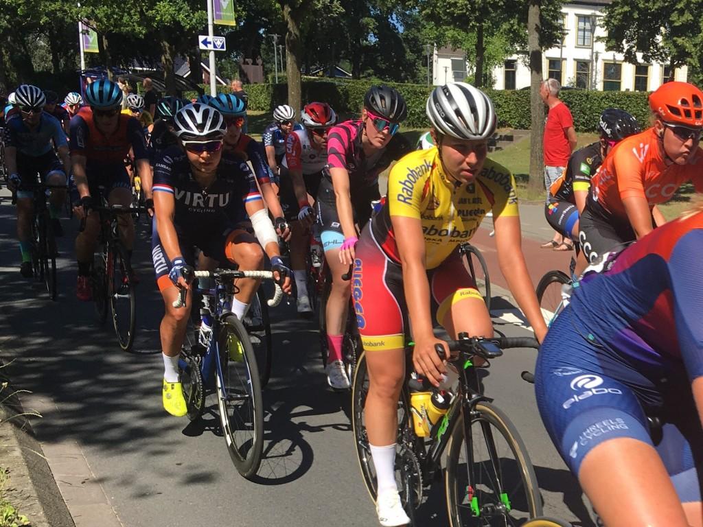 Mylene de Zoete met ambities naar EK in Gent