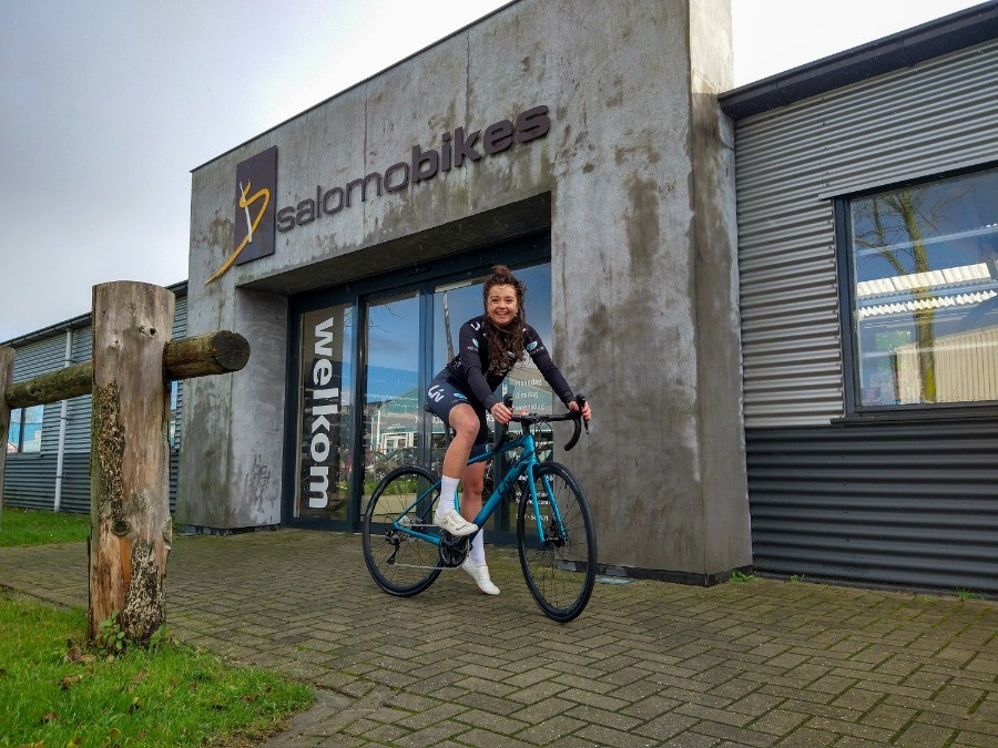 Tessa Neefjes nieuw bij Giant Liv Off-road Team