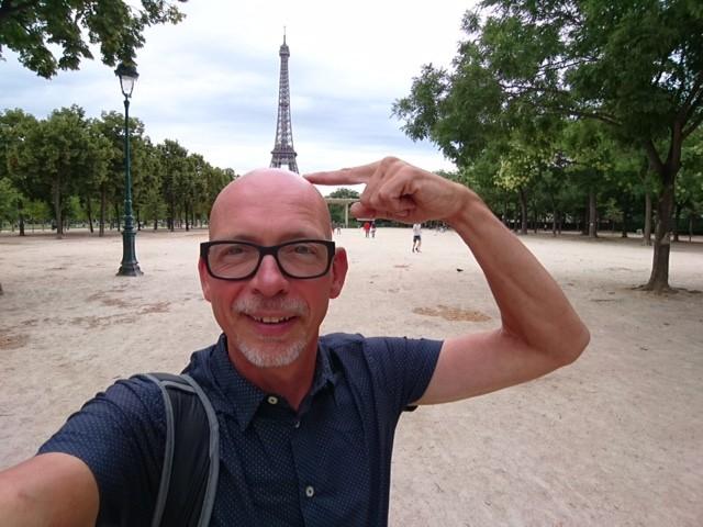 De Tour van Jansen: Parijs is dichtbij