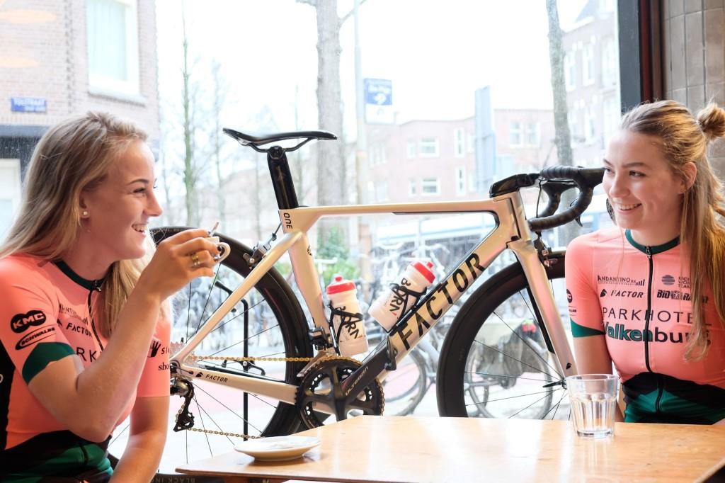Nederlandse deelname wedstrijden Lotto Cycling Cup