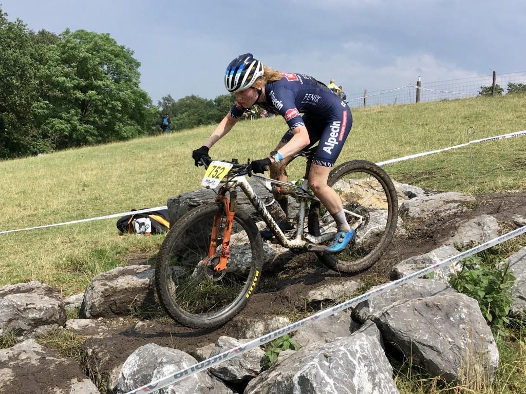 Pieterse wint ook op de VAM--berg