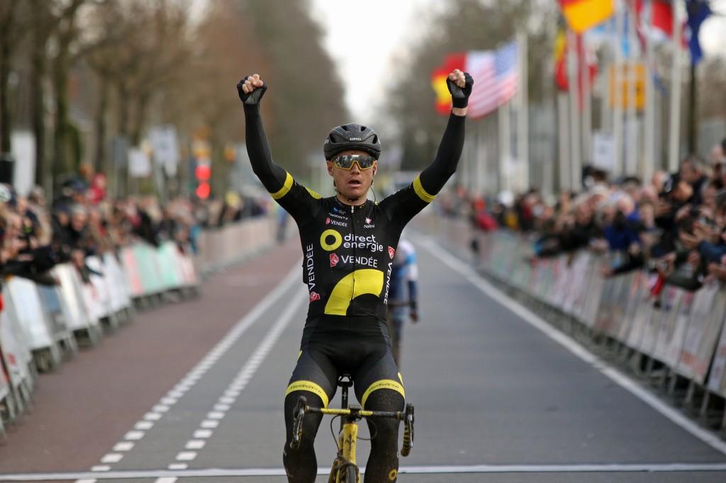 Ligthart wint Ronde van Drenthe