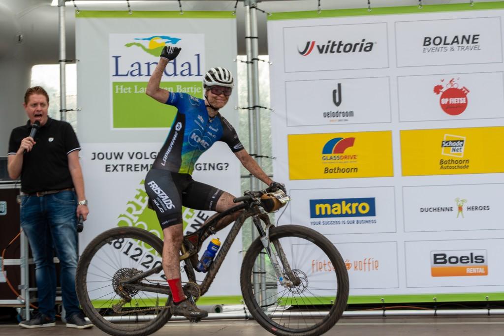 Slik wint Bartje 200, podium Smeenge-Verhoeven