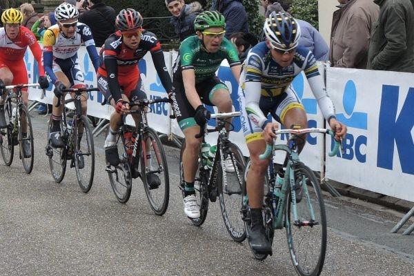 Geen Flecha, wel Lammertink in Amstel Gold Race