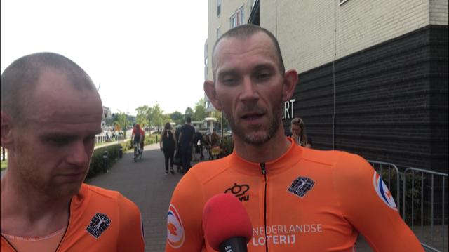 Eerste medailles voor oranje op WK Para-Cycling