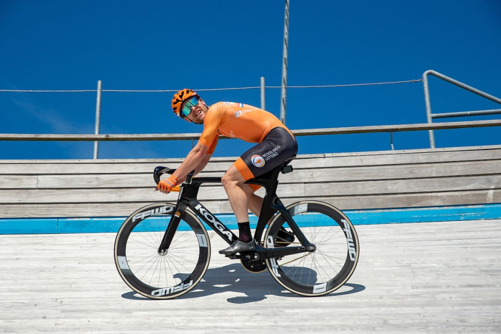 Roy Eefting naar Alllinq Continental Team