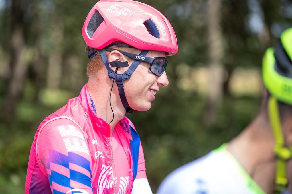 Van den Berg langer bij EF Pro Cycling