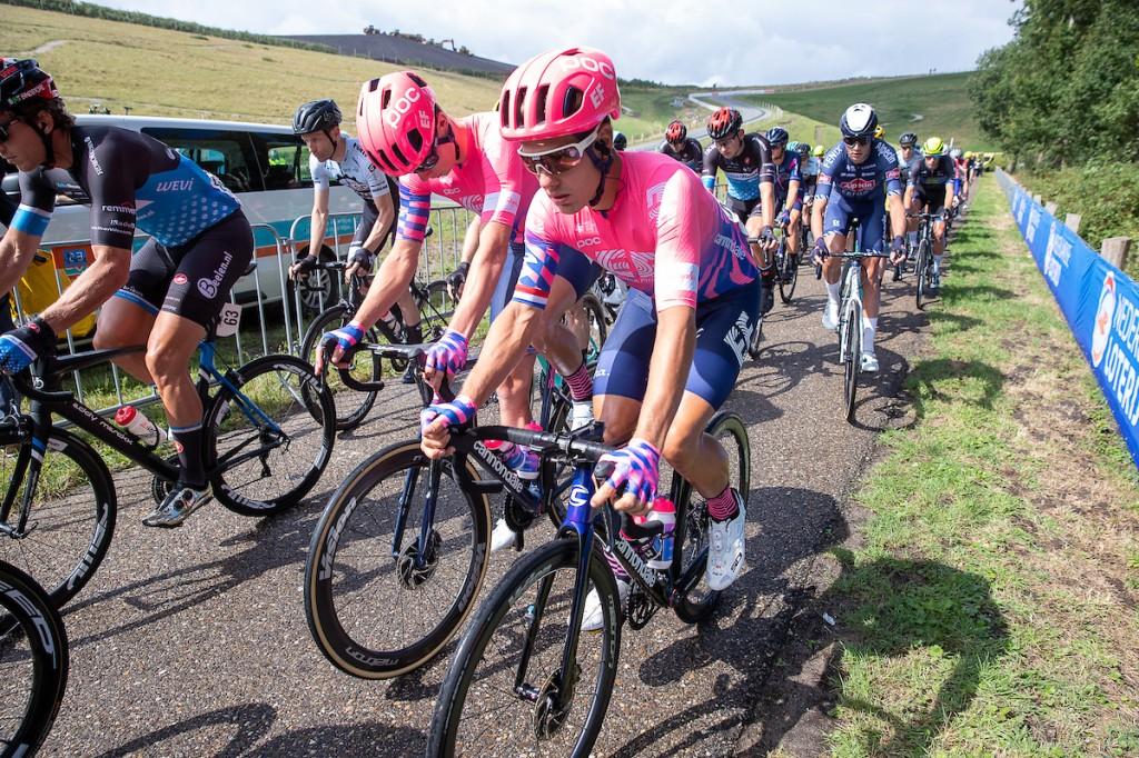 Langeveld jaar langer bij EF Pro Cycling