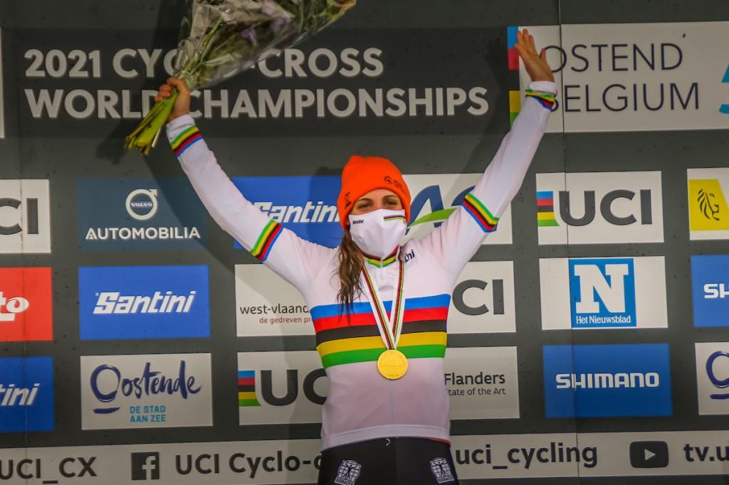 Brand naar tweede plek op UCI-ranglijst