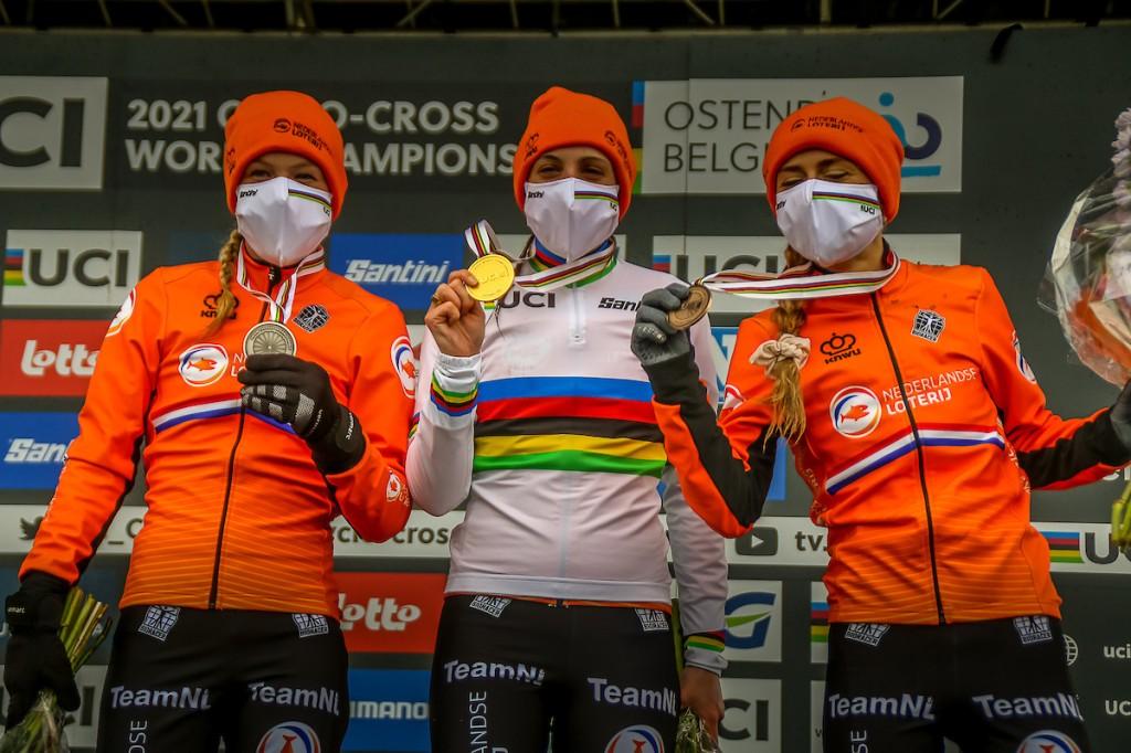 Brand niet in atletencommissie UCI