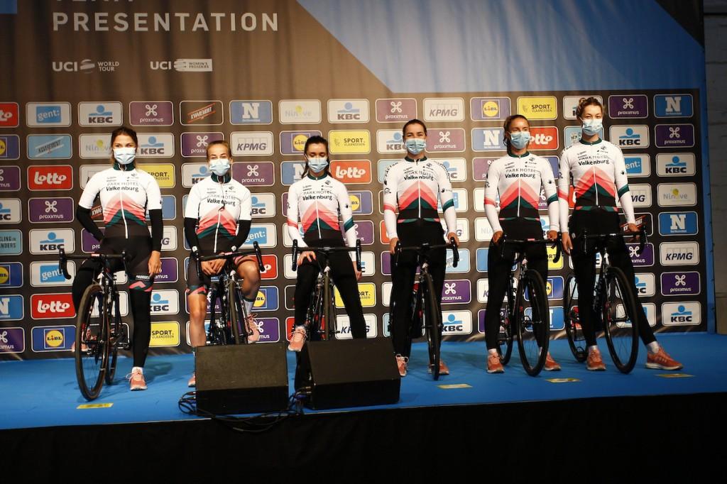 Deelnemers en rugnummers Brabantse Pijl Vrouwen